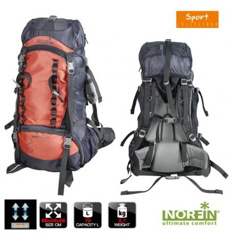 Рюкзак Norfin Newerest 70, 70 литров
