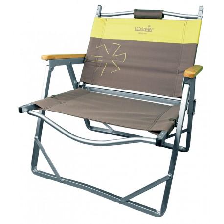 Невысокое складное кресло с алюминиевым каркасом Norfin Alesund NF