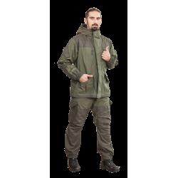 """Демисезонный костюм Novatex """"Скат Осень"""", хаки"""