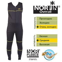 Нижнее термобельё комбинезон Norfin Overall