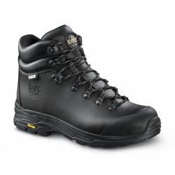 Треккинговые ботинки Lomer Tonale, Black Anfibio