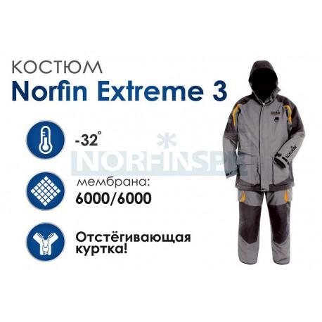 Зимний костюм Norfin Extreme 3