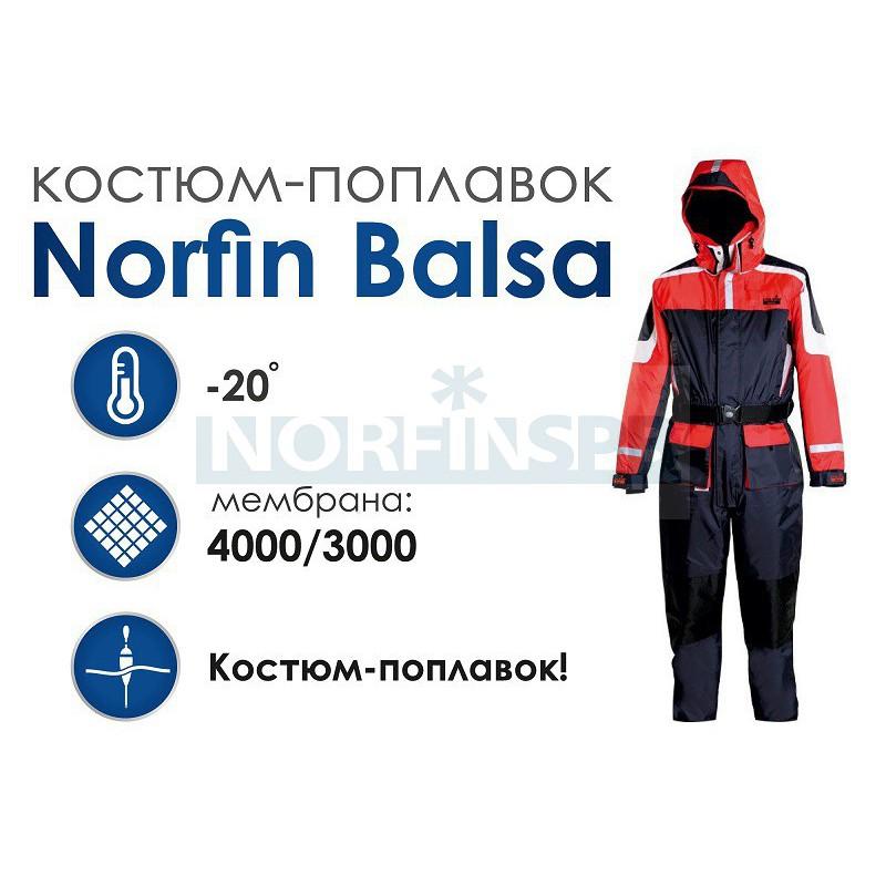 костюм поплавок норфин бальза