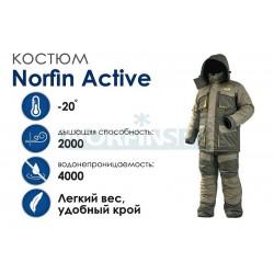 Зимний костюм Norfin Active