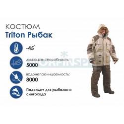 Зимний костюм Triton Рыбак