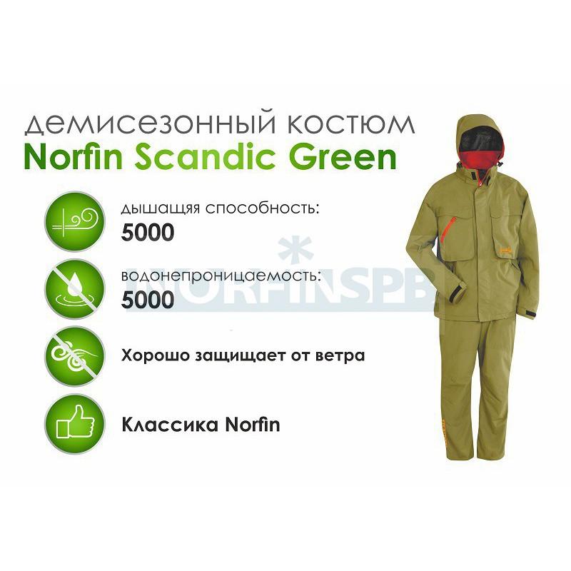 Костюмы Norfin Scandic
