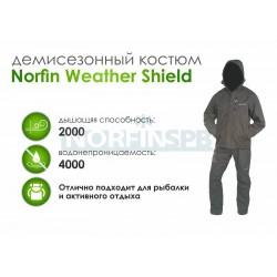 Демисезонный костюм Norfin Weather Shield