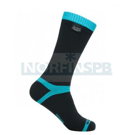 Носки водонепроницаемые Dexshell Coolvent Aqua Blue
