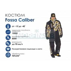 Зимний костюм Fossa Caliber