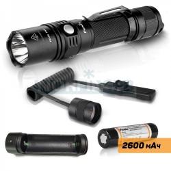 Набор тактический фонарь Fenix PD35 TAC