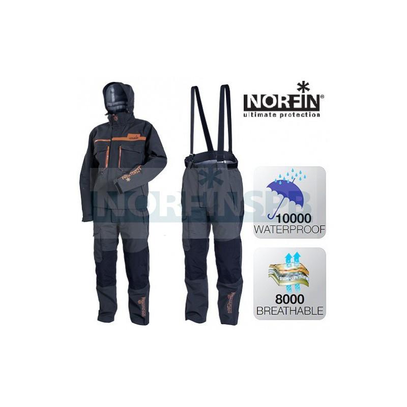 демисезонные костюмы для рыбалки норфин