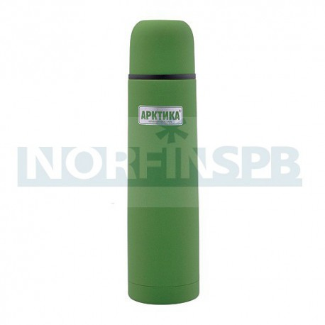 Термос АРКТИКА 1 литр, зеленый