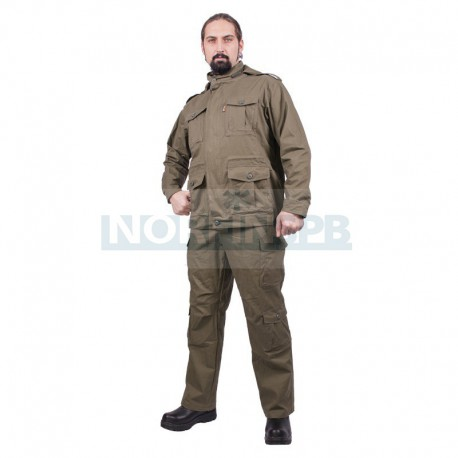 "Летний костюм Triton ""М-65"" (Хлопок 180гр./хаки)"