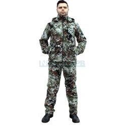 Флисовый костюм Novatex Никс, ягель