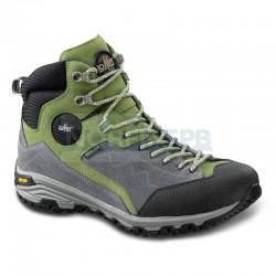 Треккинговые ботинки Lomer Patagonia, brain/aloe