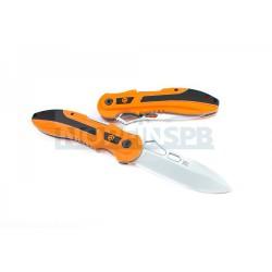 Складной нож Ganzo G621, оранжевый