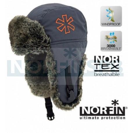 Шапка-ушанка Norfin Discovery