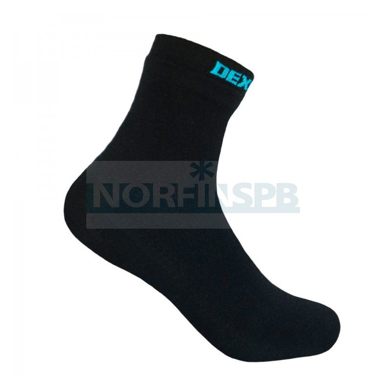 Носки Dexshell Thin Socks DS663BLKL L 43-46