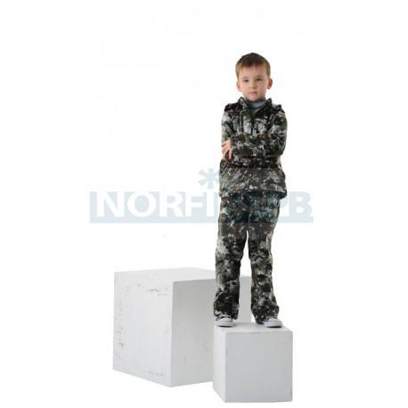 Детский флисовый костюм Novatex НИКС, ягель