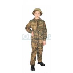 Детский летний костюм Novatex Пионер грязь