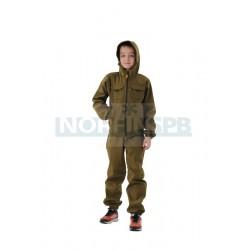 Детский летний костюм Novatex Скаут, хаки