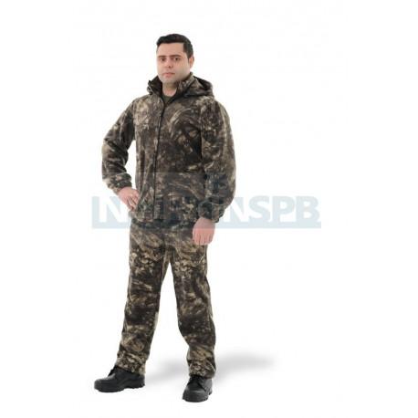 Флисовый костюм Novatex Никс, лес