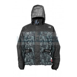 Куртка FINNTRAIL NEW MUD WAY, camo gray