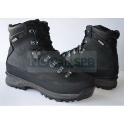 Треккинговые ботинки Lomer Pelmo S.T.X., Black/nubuk