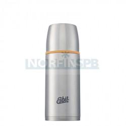 Термос Esbit ISO cтальной-оранжевый, 0,5 л
