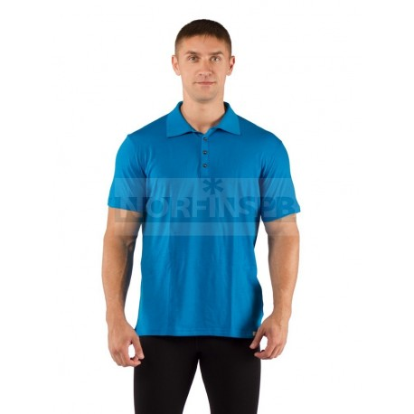 Футболка мужская Lasting DINGO, голубая
