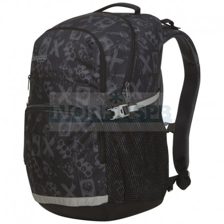 Городской рюкзак Bergans 32 L, Black Punks