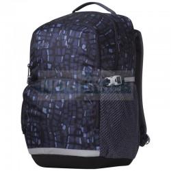 Городской рюкзак Bergans 2GO 32 L, NightBlue Mosaic