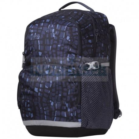 Городской рюкзак Bergans 32 L, NightBlue Mosaic