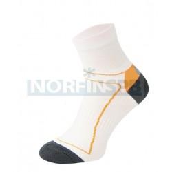 Носки Comodo BIK 1-07, white-orange