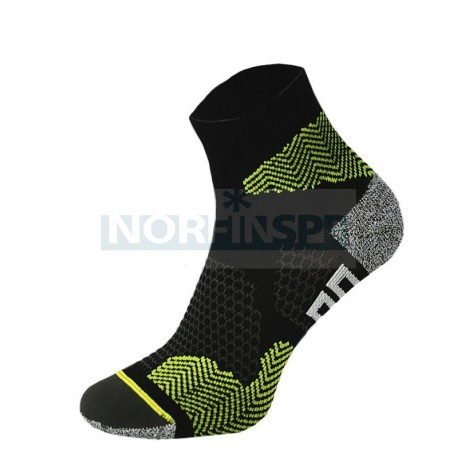 Носки Comodo RUN 1-01, black-green
