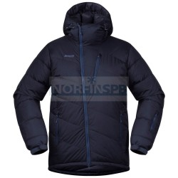 Пуховая куртка Bergans Fonna Down Jkt, Dark Navy / Night Blue