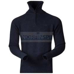 Джемпер Bergans Ulriken Jumper, Dark Blue Melange