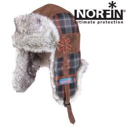 Детская шапка Norfin Ushanka Junior