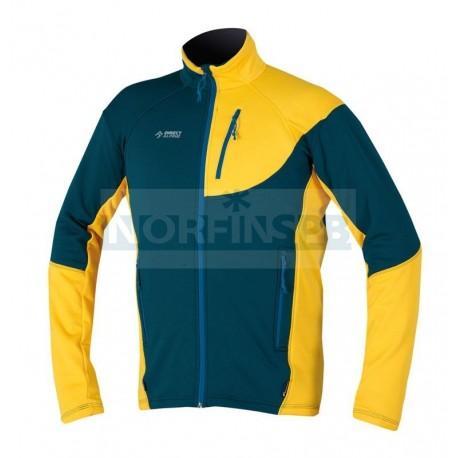 Толстовка Direct Alpine GAVIA, petrol/gold
