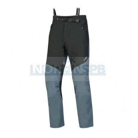 Штаны Direct Alpine TREK, greyblue/black