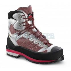 Треккинговые ботинки Lomer Technik, silver/black