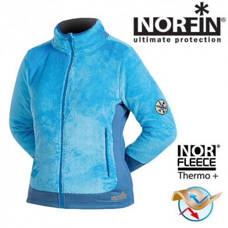Женская флисовая куртка Norfin Moonrise