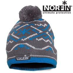 Женская шапка Norfin Woman Gray