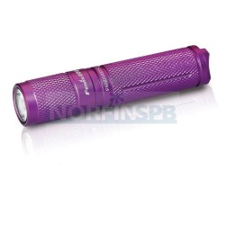 Фонарь Fenix E05 XP-E2 R3, фиолетовый