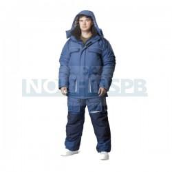 Зимний костюм NOVATEX Камчатка, синий