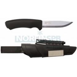 Нож Morakniv BushCraft Survival, нержавеющая сталь