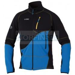 Кофта Jacke AXIS blue/black/gold