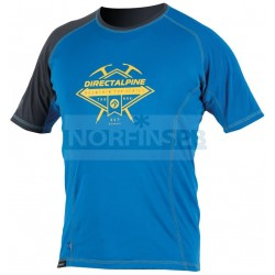 Футболка Direct Alpine LASER 5.0 blue/anthr/gold (ice axes)