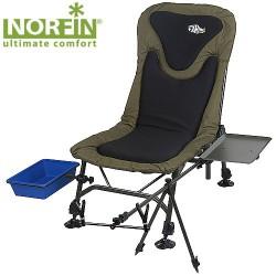 Кресло рыболовное Norfin BOSTON NF с обвесами