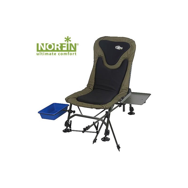 Рыболовное кресло с обвесом